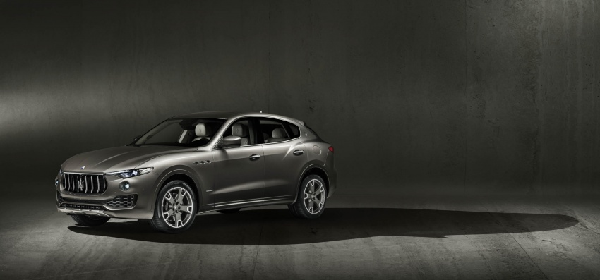 Maserati Levante S launched in Malaysia – GranLusso and GranSport trims, prices start from RM789k Image #743044