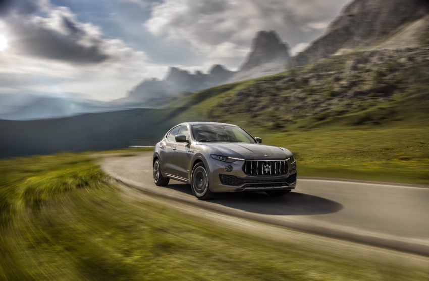 Maserati Levante S launched in Malaysia – GranLusso and GranSport trims, prices start from RM789k Image #743069