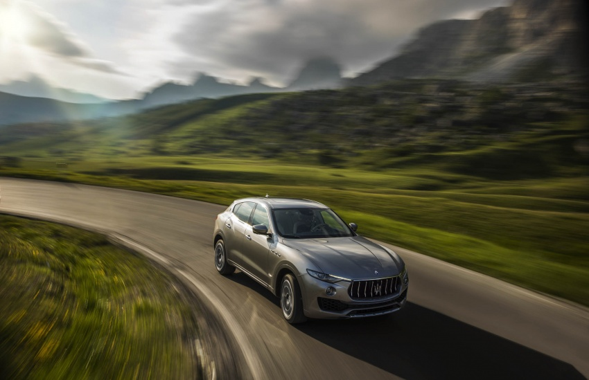 Maserati Levante S launched in Malaysia – GranLusso and GranSport trims, prices start from RM789k Image #743070