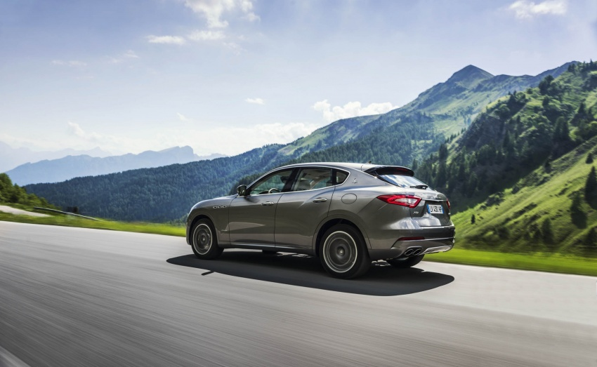 Maserati Levante S launched in Malaysia – GranLusso and GranSport trims, prices start from RM789k Image #743071