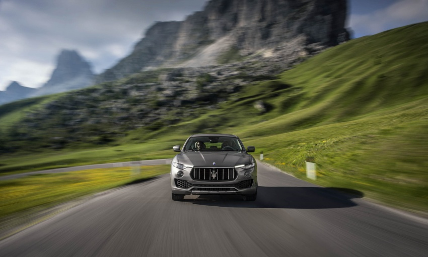 Maserati Levante S launched in Malaysia – GranLusso and GranSport trims, prices start from RM789k Image #743072