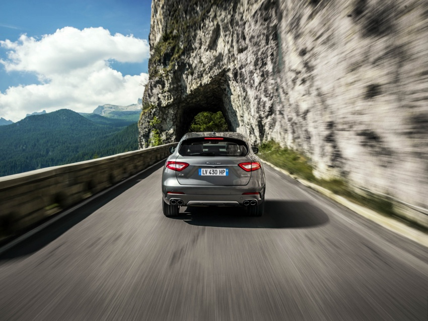 Maserati Levante S launched in Malaysia – GranLusso and GranSport trims, prices start from RM789k Image #743074