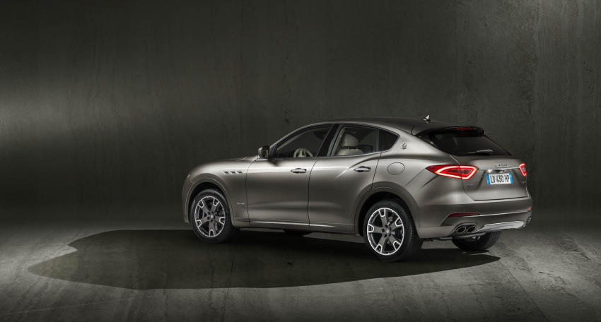 Maserati Levante S launched in Malaysia – GranLusso and GranSport trims, prices start from RM789k Image #743045