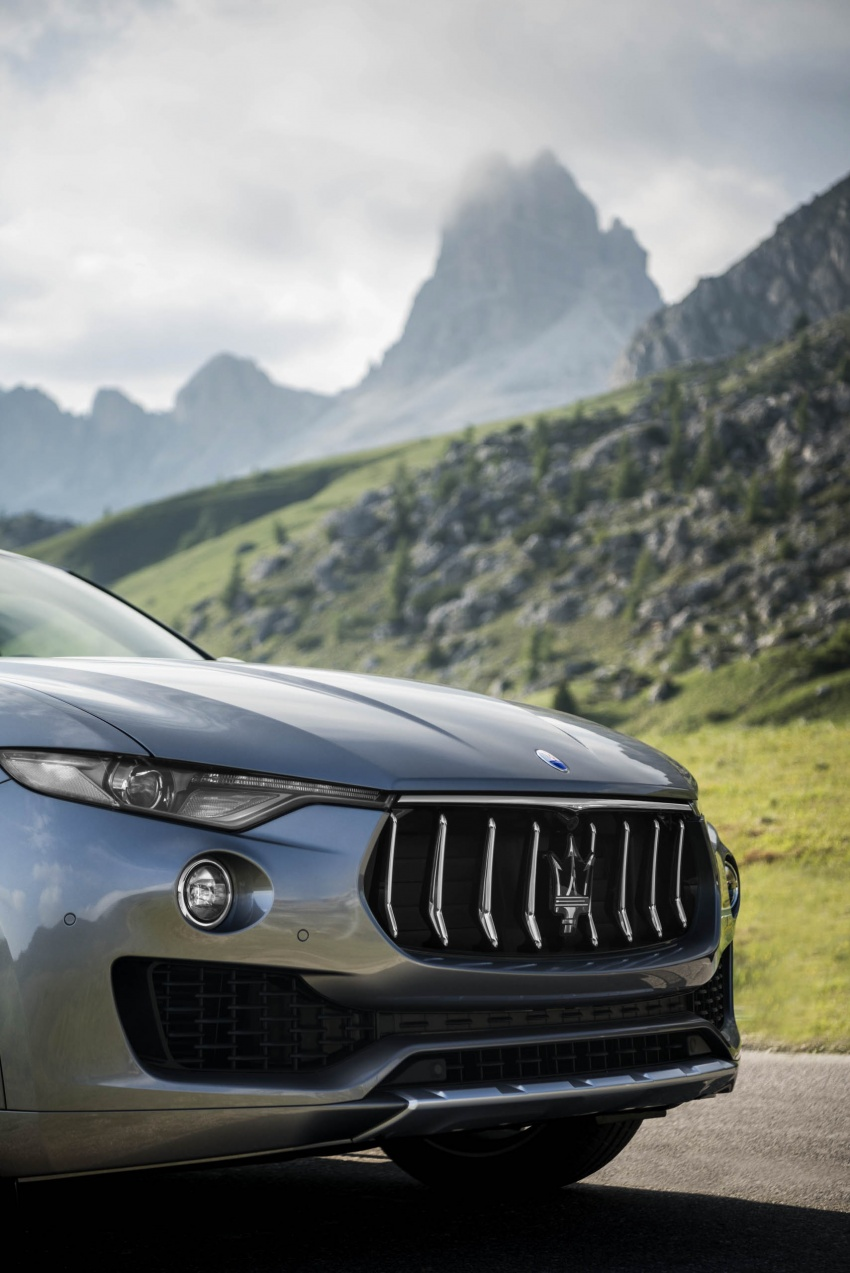 Maserati Levante S launched in Malaysia – GranLusso and GranSport trims, prices start from RM789k Image #743076
