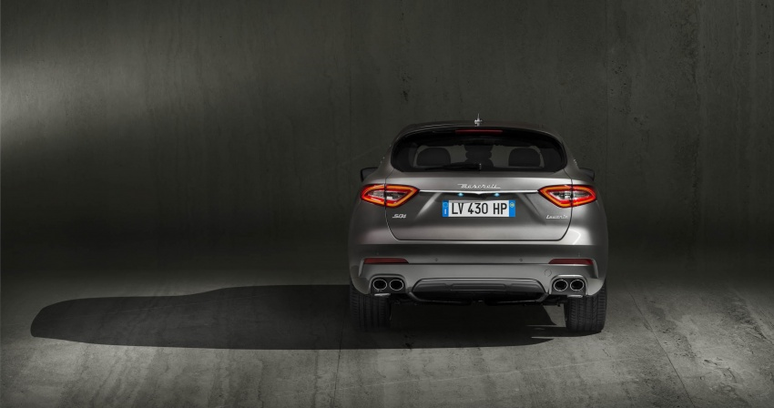 Maserati Levante S launched in Malaysia – GranLusso and GranSport trims, prices start from RM789k Image #743046