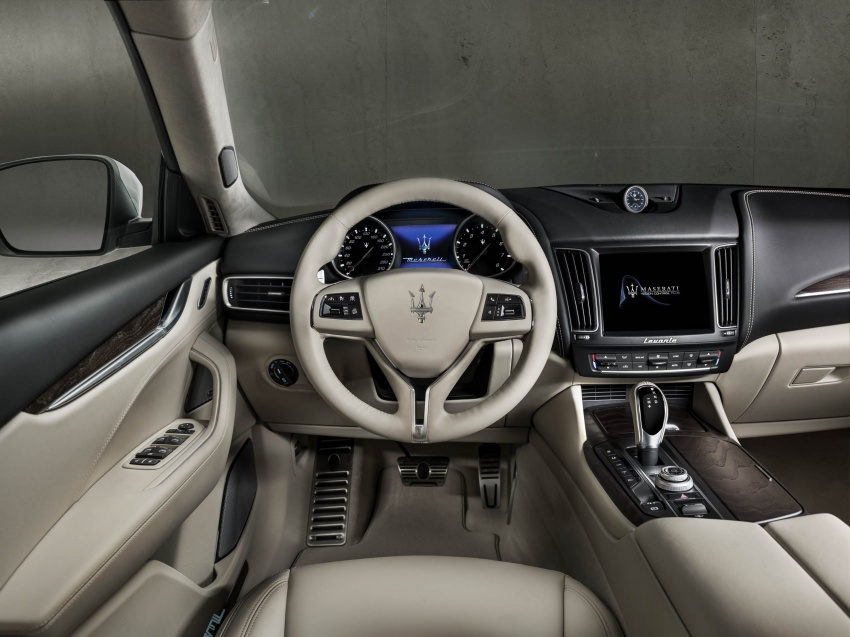 Maserati Levante S launched in Malaysia – GranLusso and GranSport trims, prices start from RM789k Image #743049
