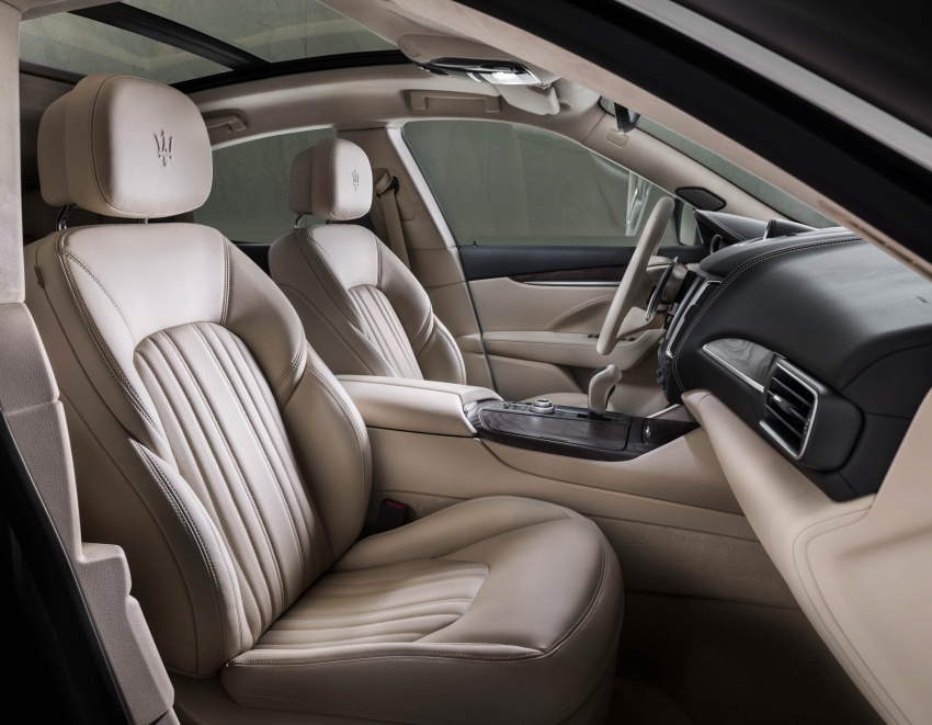Maserati Levante S launched in Malaysia – GranLusso and GranSport trims, prices start from RM789k Image #743050