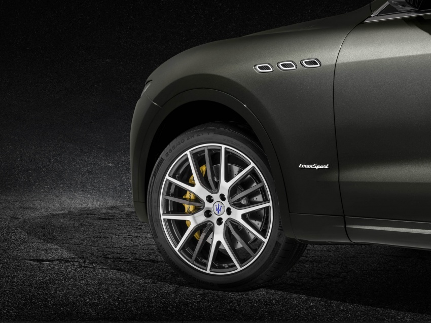 Maserati Levante S launched in Malaysia – GranLusso and GranSport trims, prices start from RM789k Image #743091