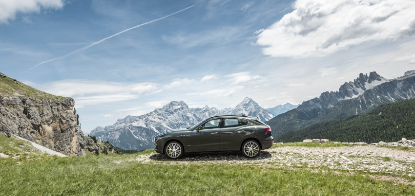 Maserati Levante S launched in Malaysia – GranLusso and GranSport trims, prices start from RM789k Image #743096