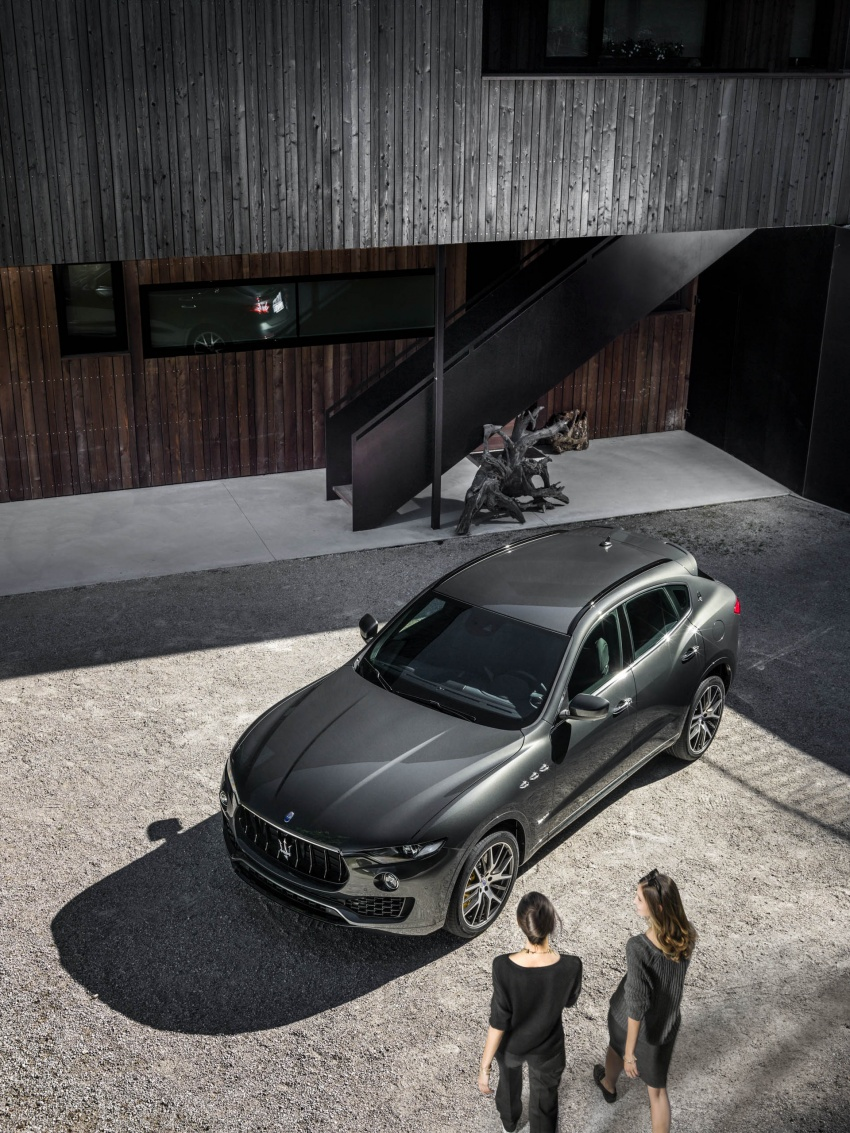 Maserati Levante S launched in Malaysia – GranLusso and GranSport trims, prices start from RM789k Image #743102
