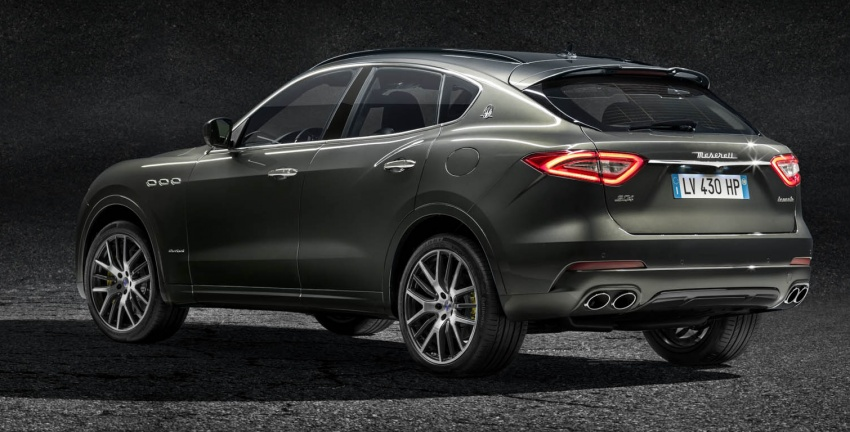 Maserati Levante S launched in Malaysia – GranLusso and GranSport trims, prices start from RM789k Image #743079