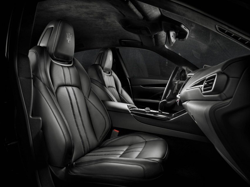 Maserati Levante S launched in Malaysia – GranLusso and GranSport trims, prices start from RM789k Image #743081