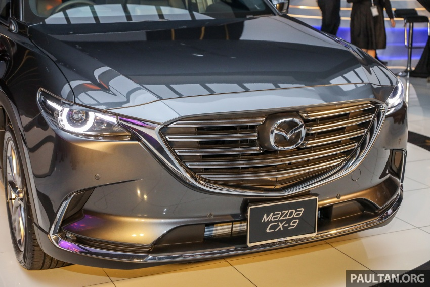 Mazda CX-9 – Malaysia-spec model officially launched Image #738528