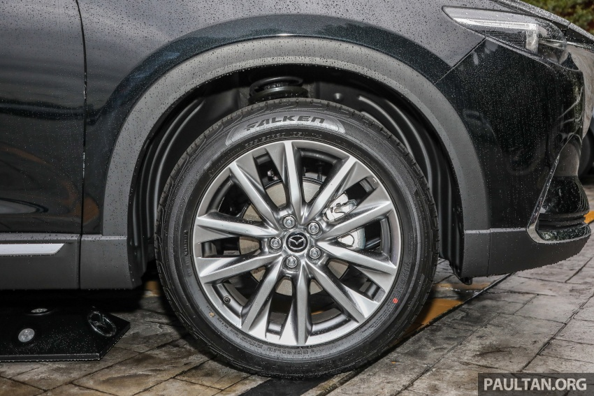 Mazda CX-9 – Malaysia-spec model officially launched Image #738502