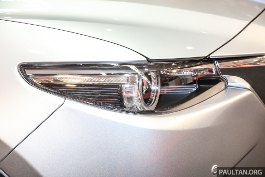 Mazda CX-9 – Malaysian-spec model previewed Image #735588