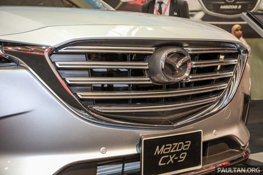 Mazda CX-9 – Malaysian-spec model previewed Image #735592