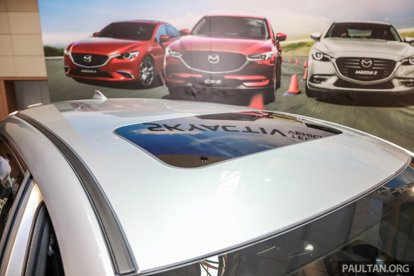 Mazda CX-9 – Malaysian-spec model previewed Image #735596
