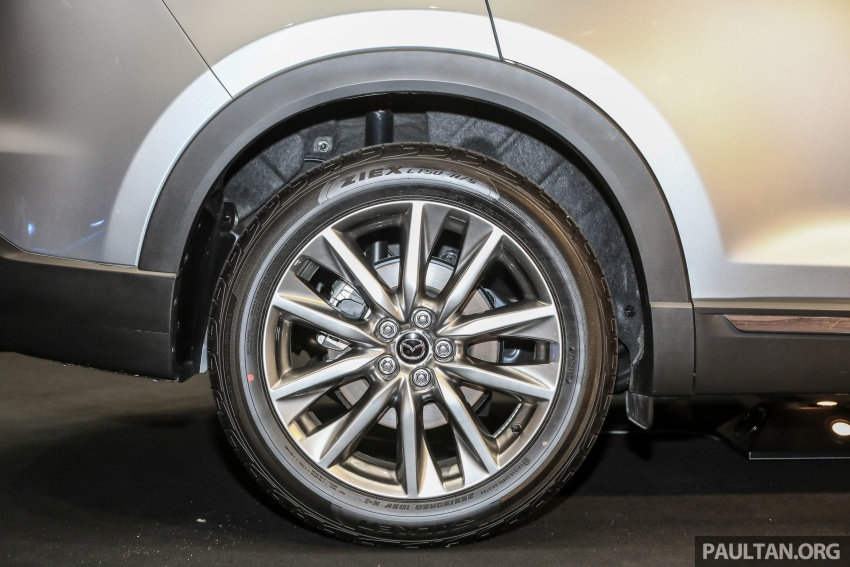 Mazda CX-9 – Malaysian-spec model previewed Image #735603