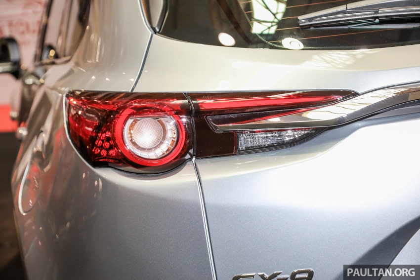 Mazda CX-9 – Malaysian-spec model previewed Image #735606