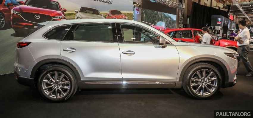 Mazda CX-9 – Malaysian-spec model previewed Image #735576