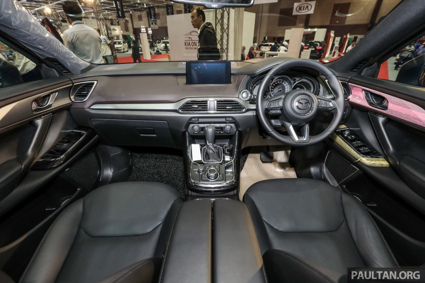 Mazda CX-9 – Malaysian-spec model previewed Image #735617