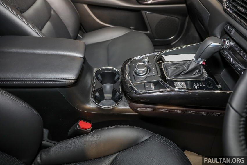 Mazda CX-9 – Malaysian-spec model previewed Image #735628