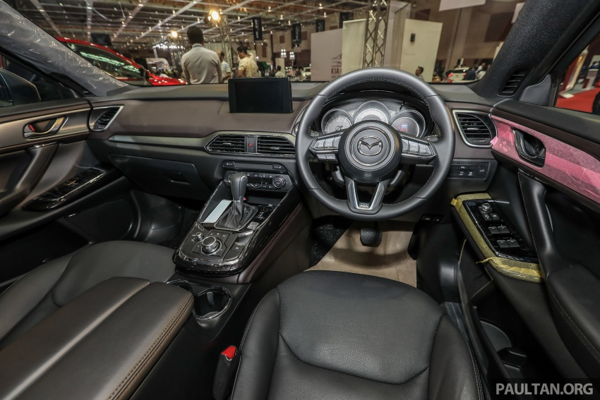 Mazda CX-9 – Malaysian-spec model previewed Image #735634