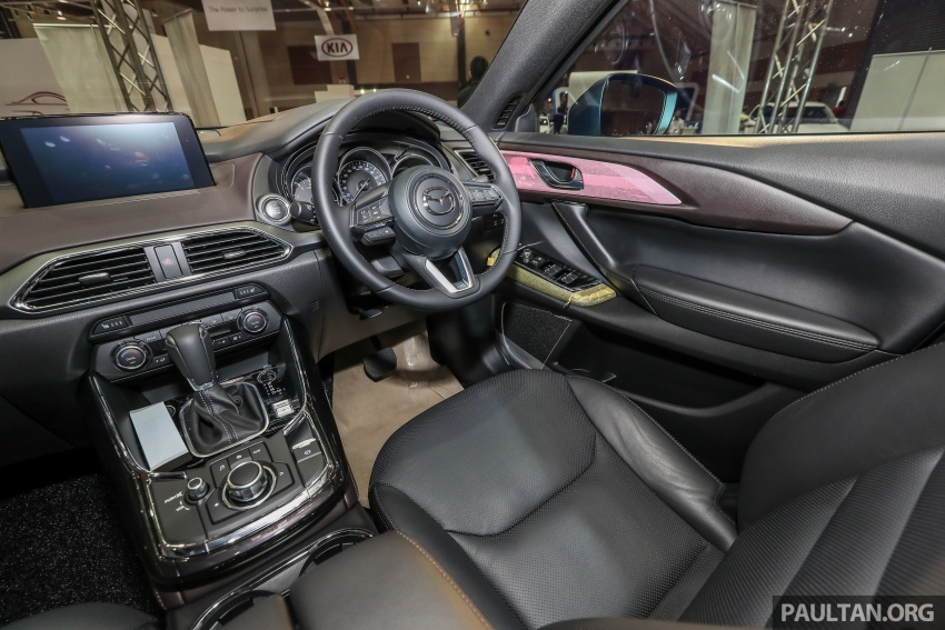 Mazda CX-9 – Malaysian-spec model previewed Image #735635