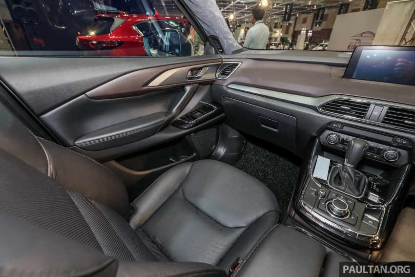 Mazda CX-9 – Malaysian-spec model previewed Image #735636