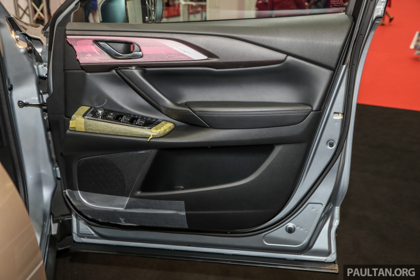 Mazda CX-9 – Malaysian-spec model previewed Image #735641