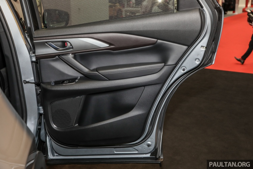 Mazda CX-9 – Malaysian-spec model previewed Image #735650