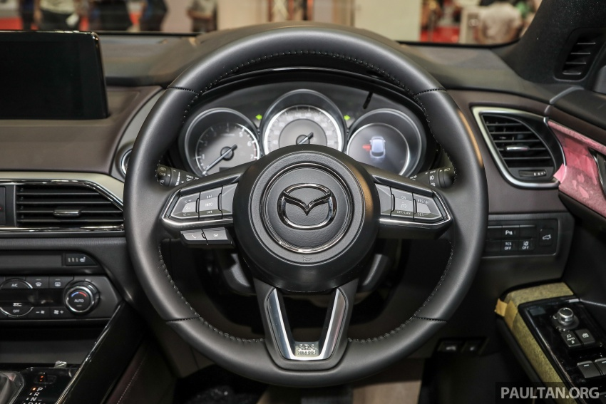 Mazda CX-9 – Malaysian-spec model previewed Image #735619