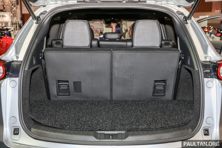 Mazda CX-9 – Malaysian-spec model previewed Image #735654