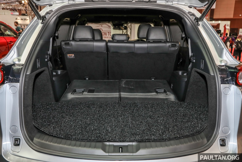 Mazda CX-9 – Malaysian-spec model previewed Image #735655