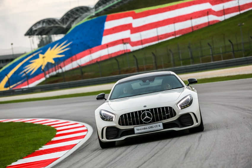 2017 C190 Mercedes-AMG GT R officially launched in Malaysia – priced from RM1.7 million Image #731513