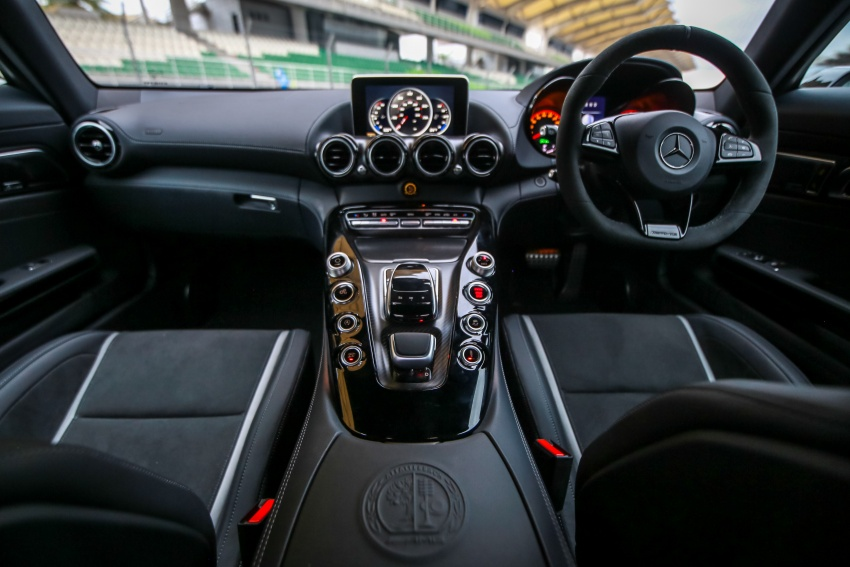 2017 C190 Mercedes-AMG GT R officially launched in Malaysia – priced from RM1.7 million Image #731523