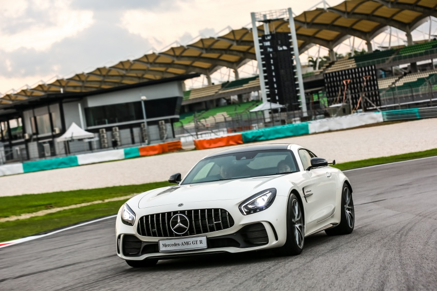 2017 C190 Mercedes-AMG GT R officially launched in Malaysia – priced from RM1.7 million Image #731514