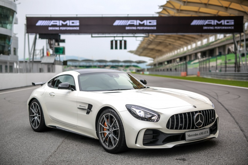 2017 C190 Mercedes-AMG GT R officially launched in Malaysia – priced from RM1.7 million Image #731537