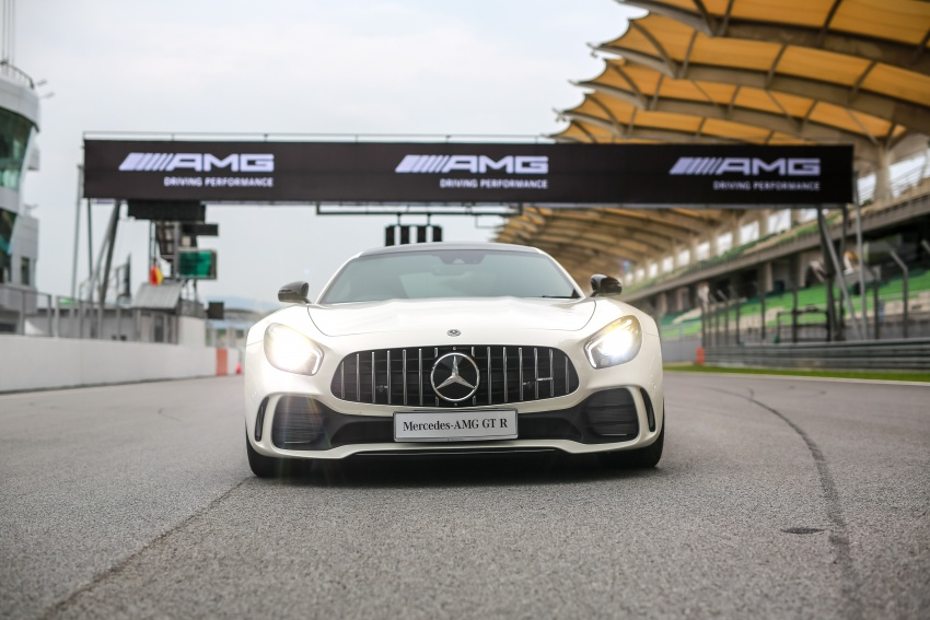 2017 C190 Mercedes-AMG GT R officially launched in Malaysia – priced from RM1.7 million Image #731538