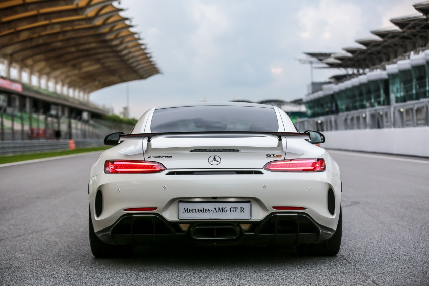 2017 C190 Mercedes-AMG GT R officially launched in Malaysia – priced from RM1.7 million Image #731539