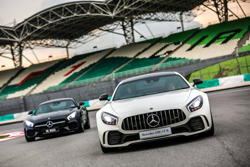 2017 C190 Mercedes-AMG GT R officially launched in Malaysia – priced from RM1.7 million Image #731515