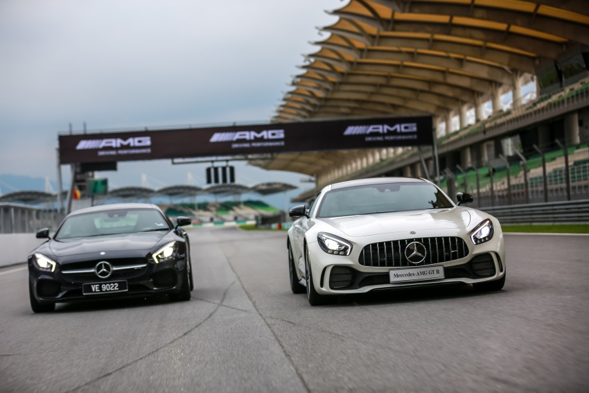 2017 C190 Mercedes-AMG GT R officially launched in Malaysia – priced from RM1.7 million Image #731516