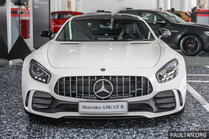 2017 C190 Mercedes-AMG GT R officially launched in Malaysia – priced from RM1.7 million Image #731556
