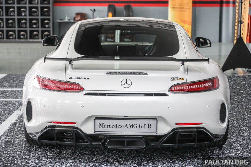 2017 C190 Mercedes-AMG GT R officially launched in Malaysia – priced from RM1.7 million Image #731557