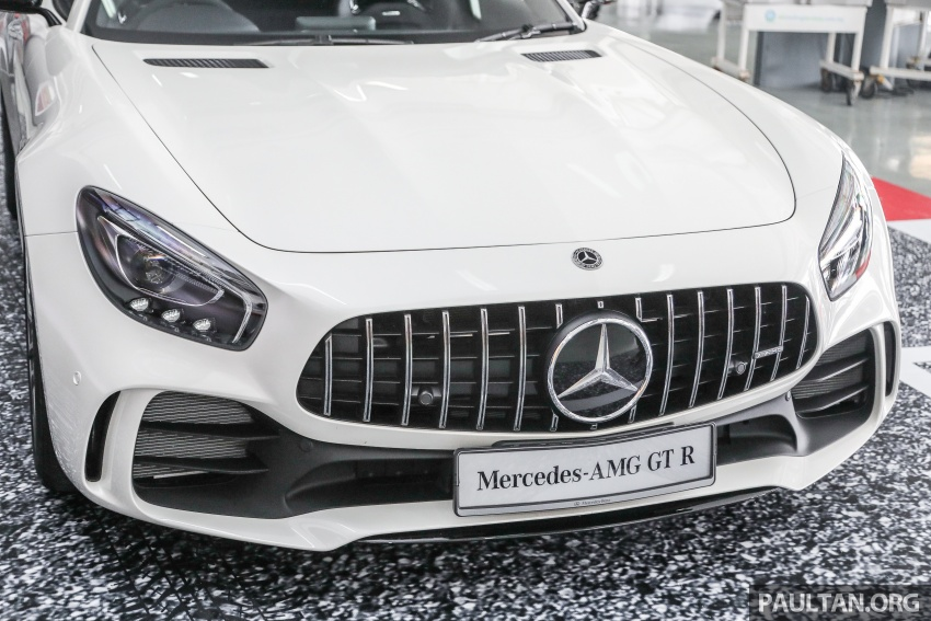 2017 C190 Mercedes-AMG GT R officially launched in Malaysia – priced from RM1.7 million Image #731558