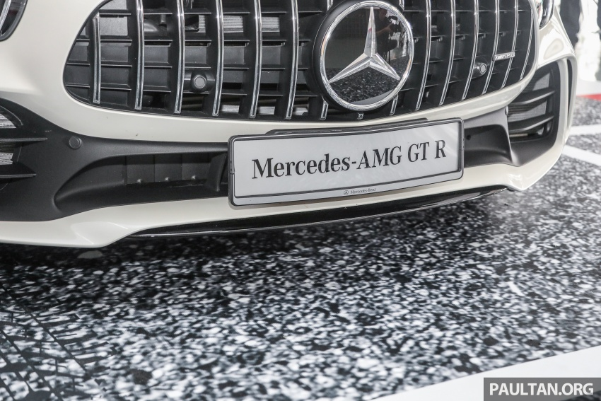 2017 C190 Mercedes-AMG GT R officially launched in Malaysia – priced from RM1.7 million Image #731564