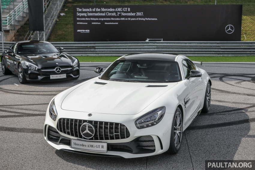 2017 C190 Mercedes-AMG GT R officially launched in Malaysia – priced from RM1.7 million Image #731548