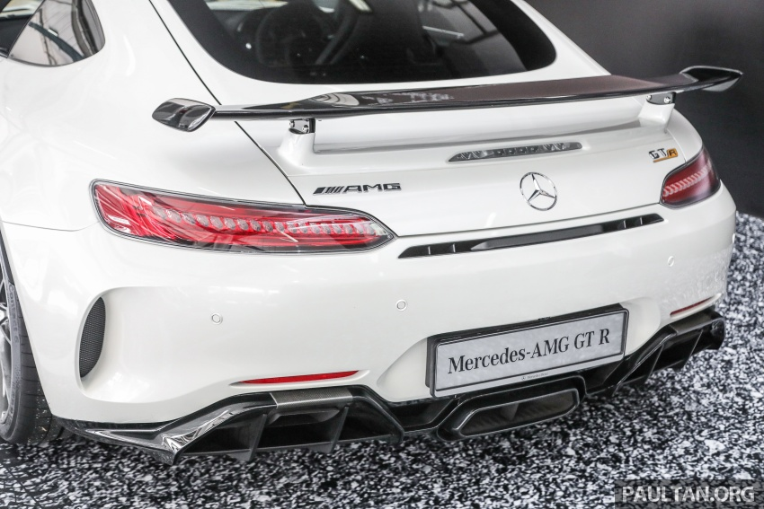 2017 C190 Mercedes-AMG GT R officially launched in Malaysia – priced from RM1.7 million Image #731573