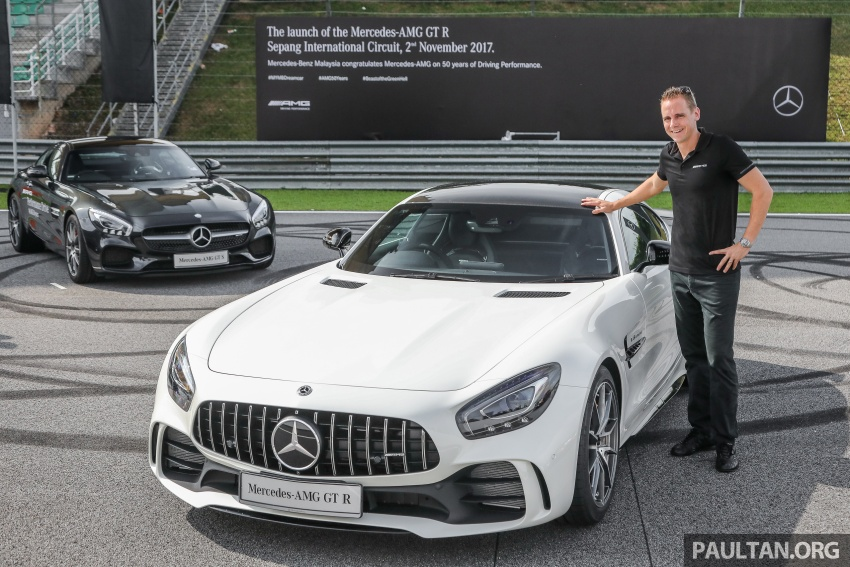 2017 C190 Mercedes-AMG GT R officially launched in Malaysia – priced from RM1.7 million Image #731549