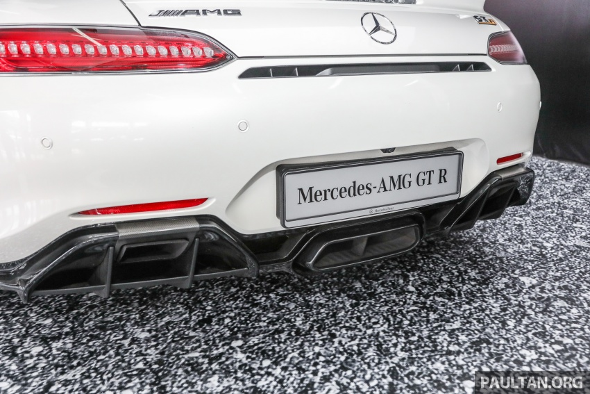 2017 C190 Mercedes-AMG GT R officially launched in Malaysia – priced from RM1.7 million Image #731580